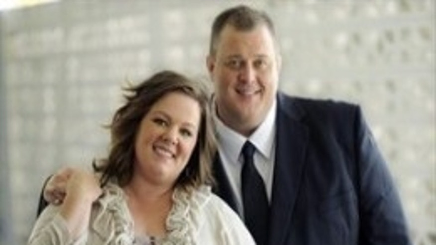 """Mike and Molly,"" starring and Melissa McCarthy and Billy Gardell, prompted a Marie Claire writer to express her disdain for overweight people."