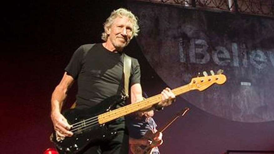 "Sept. 15:  Roger Waters performs in Toronto for the opening night of ""The Wall"" tour."