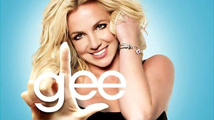 "The Britney Spears themed episode of ""Glee"" was the show's highest rated."