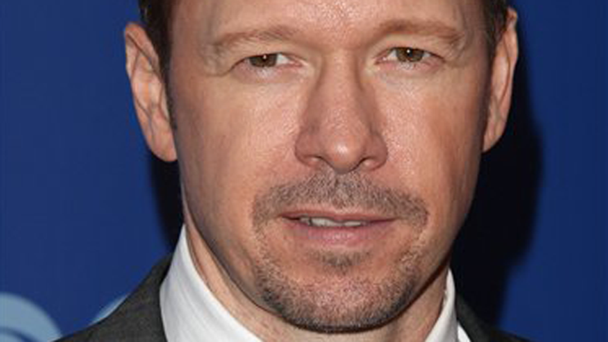 Donnie Wahlberg. (AP)