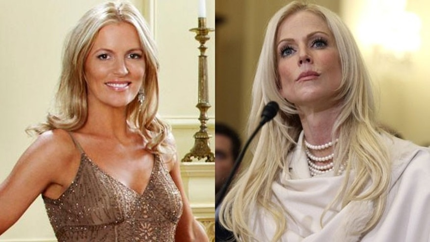 'Real Housewives of D.C.' castmates Cat Ommaney and Michaele Salahi