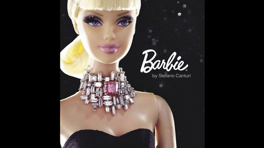 If you have $500G lying around, you can buy your kid one very expensive Barbie.