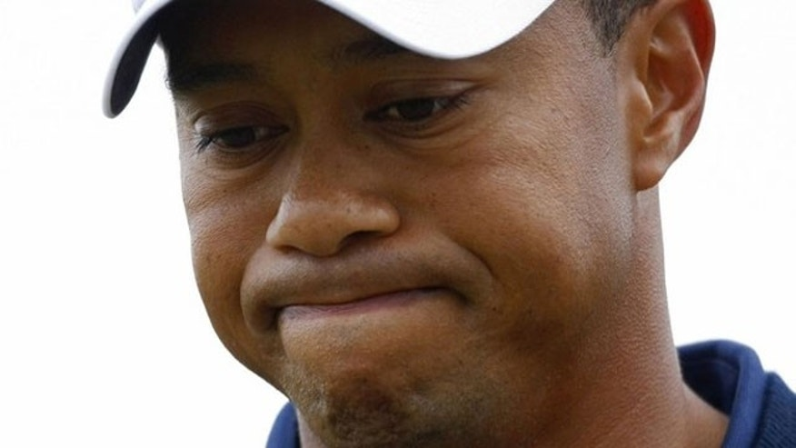 A sex tape said to feature Tiger Woods is a fake, a hired stand-in tells the New York Post.