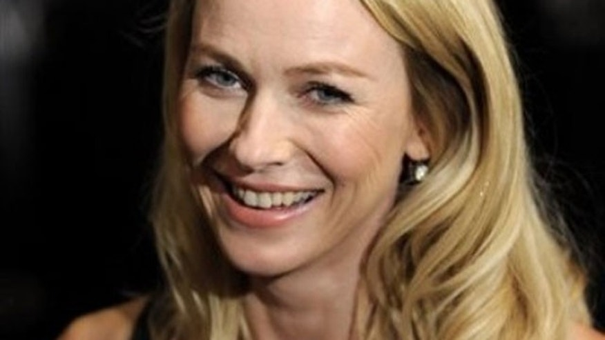 Actress Naomi Watts plays former CIA agent Valerie Plame.