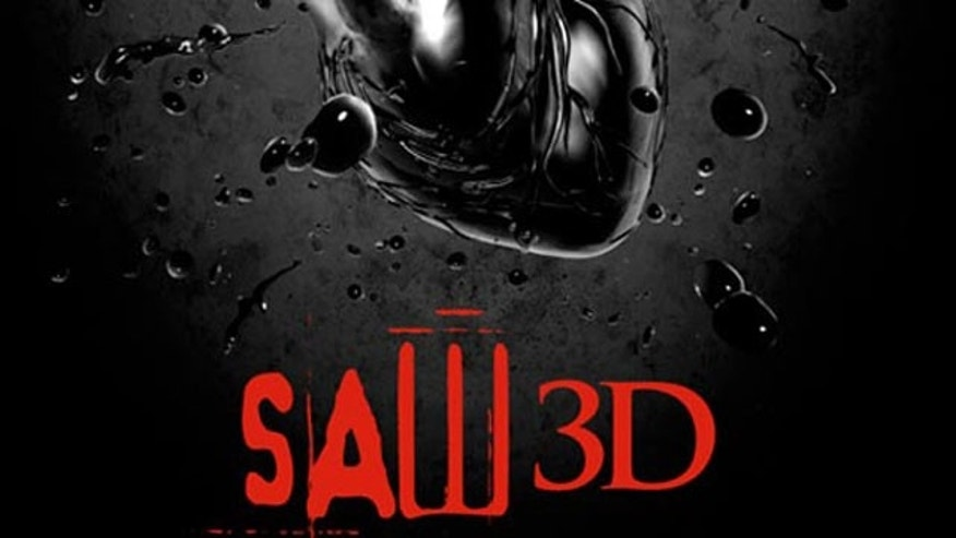 "Are you over the ""Saw"" franchise?"