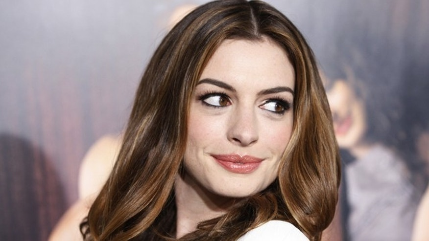 Anne Hathaway. (Reuters)