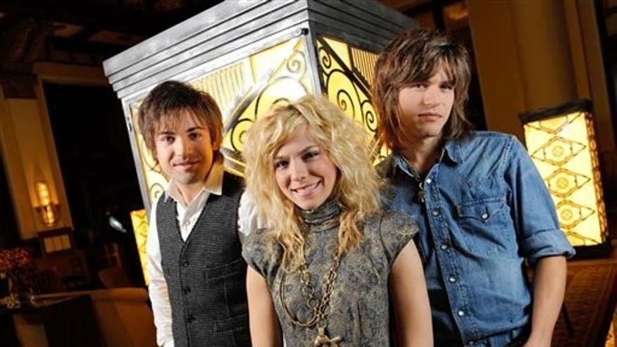 The Band Perry. (AP)
