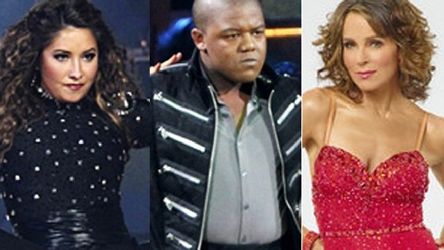 Bristol Palin, Kyle Massey and Jennifer Grey were the three finalists on the last season of 'Dancing With the Stars.' (ABC)