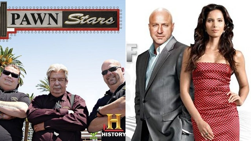 The stars of 'Pawn Stars' and 'Top Chef' share some of their gift guide secrets. (History/Bravo)