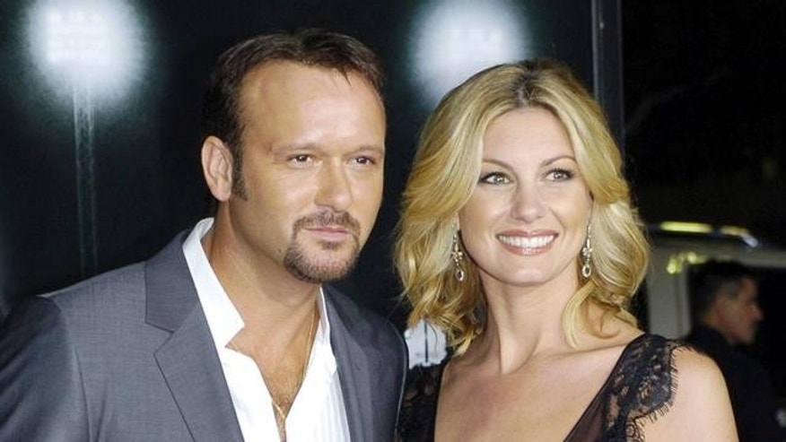 Tim McGraw and Faith Hill are one of country music's most successful couples.