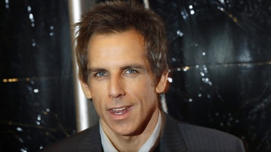 "Dec. 15, 2010: Cast member Ben Stiller arrives at the premiere of the movie ""Little Fockers"" in New York (Reuters)."