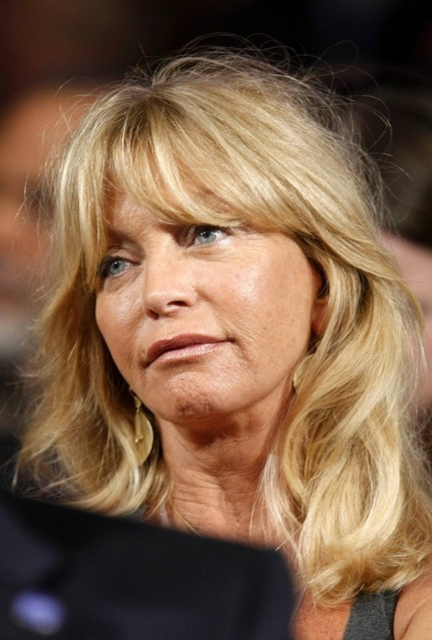 9 Best Goldie Hawn Without Makeup Styles At Life