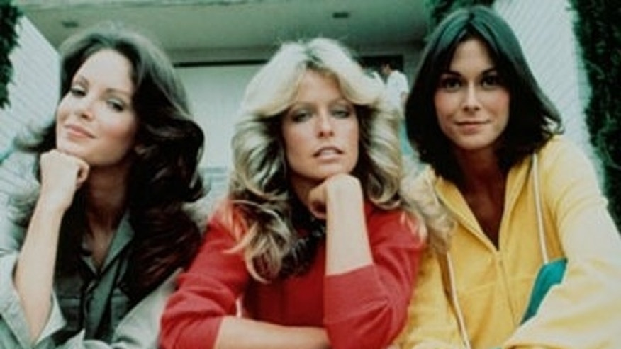 "The original ""Charlie's Angels."" (ABC)"
