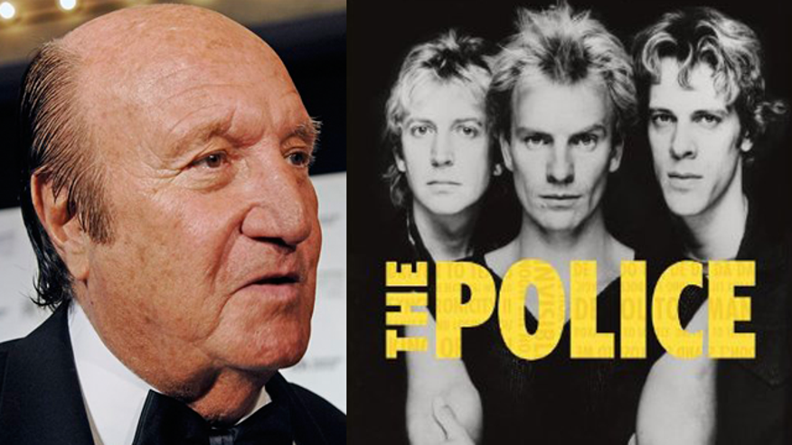 Don Kirshner helped boost the career of bands including The Police. (AP)