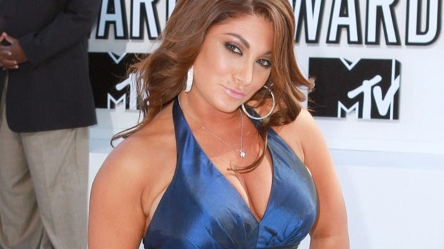 Sept. 13: Deena Cortese at the MTV Movie Awards. (X17 Online)