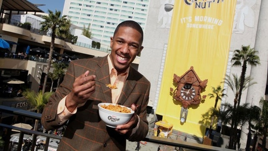Nick Cannon (AP Images for Kellogg Company )