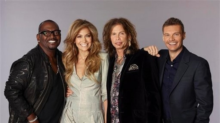 The Season 10 Judges of 'American Idol.' (AP)