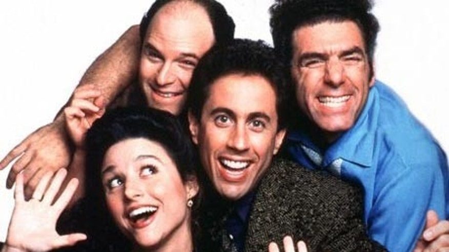 The cast of 'Seinfeld.' (NBC)