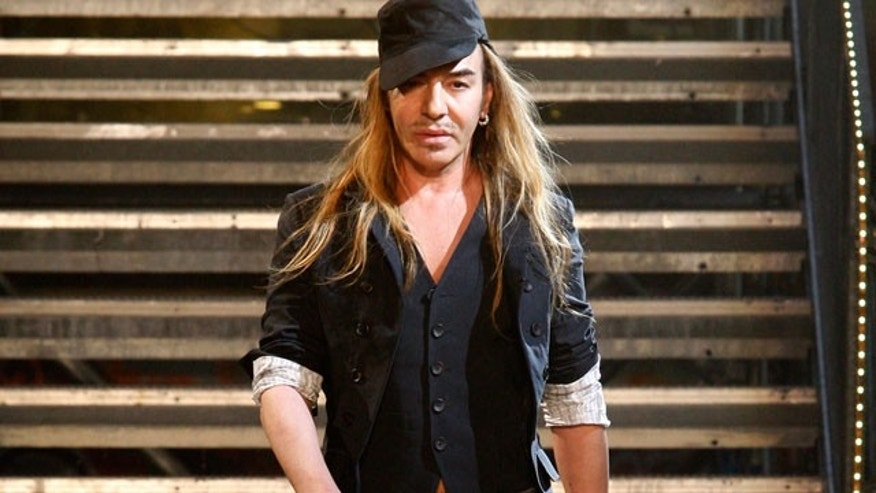 John Galliano (Reuters)