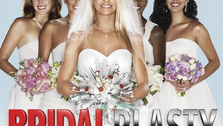 A publicitry image from E! Network's show 'Bridalplasty' (E!)