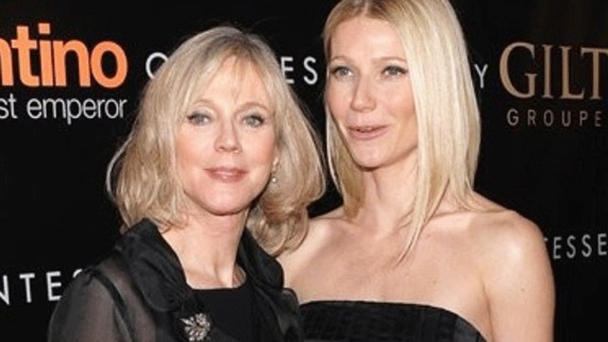 Blythe Danner and Gwynneth Paltrow. (AP)