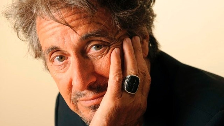 March 26, 2010: Al Pacino poses for a portrait in Beverly Hills, Calif.
