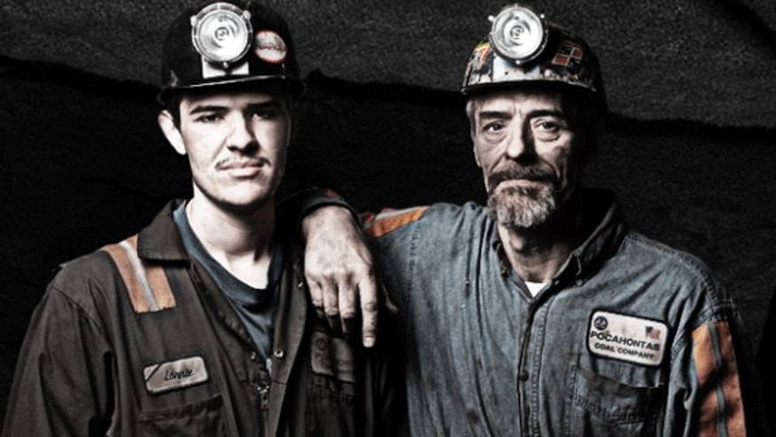 Workers on Spike's 'Coal.' (Spike TV/Scott McDermott)