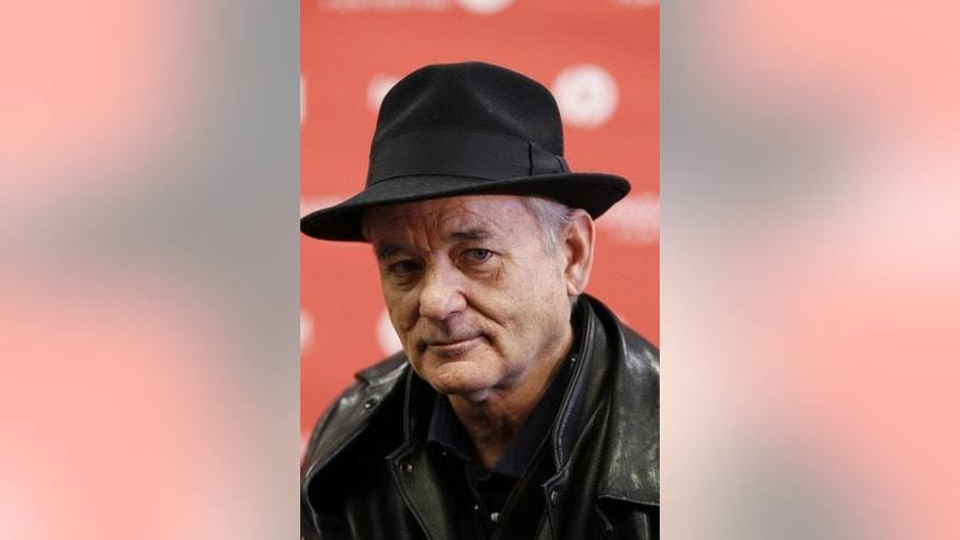Bill Murray. (Reuters)