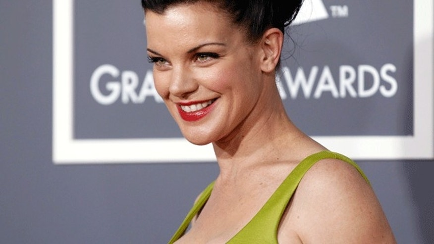 Pauley Perrette. (Reuters)