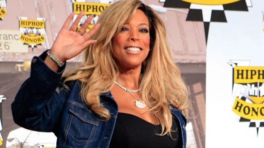 Talk show host Wendy Williams was the second celeb to be eliminated on season 12 of 'Dancing With the Stars.' (Reuters)
