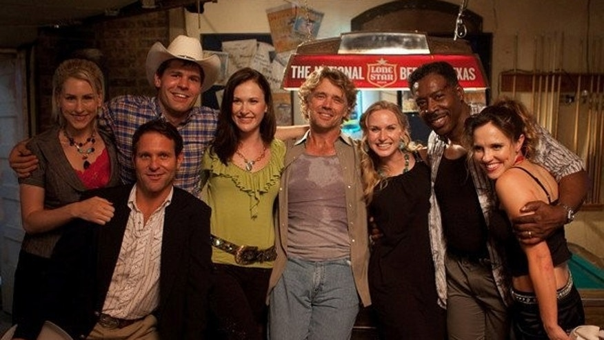 The cast of the inde film 'Doonby,' which was filmed in Texas. (Doonbythemovie.com)