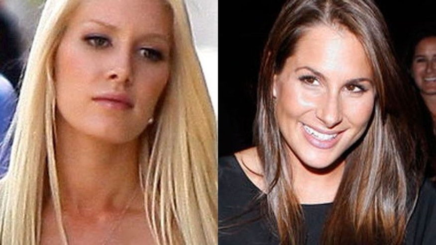 Heidi Montag (left) and Ashley Dupre will star in a new show together. (X17 Online)