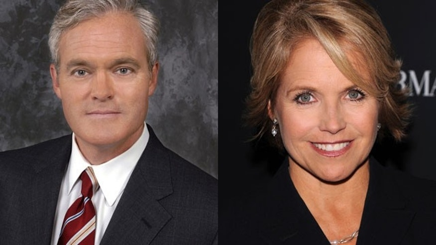 Scott Pelley will replace Katie Couric as CBS' evening news anchor. (AP)