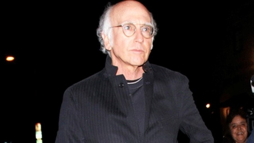 Larry David. (X17Online.com)