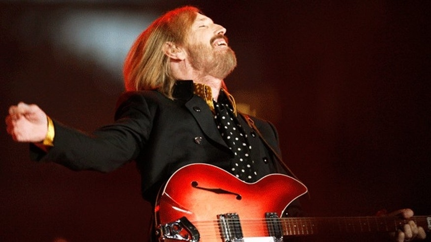 Tom Petty. (Reuters)