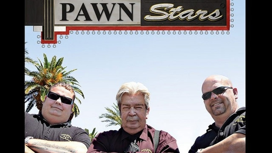 The stars of the History Channel's reality show 'Pawn Stars' (History).