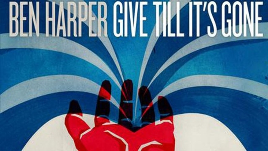 The cover art of Ben Harper's 'Give Til It's Gone'