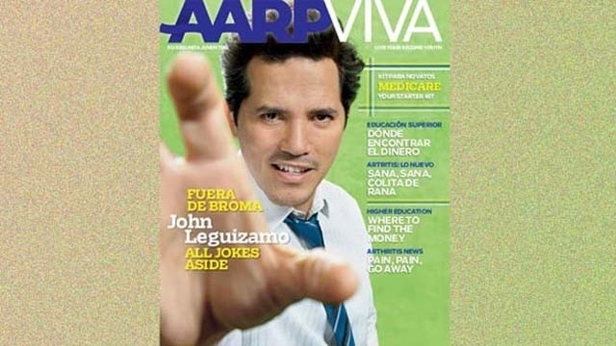 June 15, 2011: Actor John Leguizamo says he wants closure with his father and their strained relationship in AARP's June Issue.