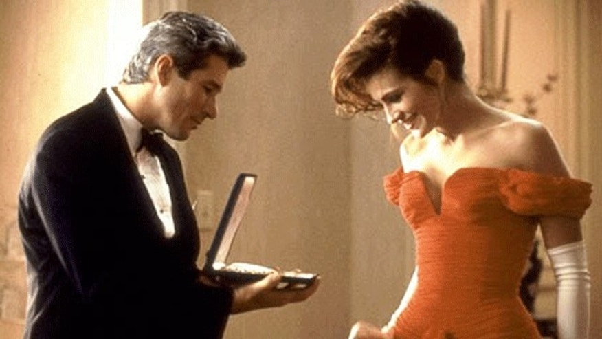 A scene from 'Pretty Woman,' Hollywood's ode to sugar daddies. (Touchstone)