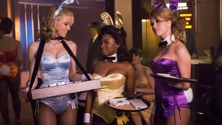 A still from the new NBC show based on the Playboy Club of the 1960s (NBC)