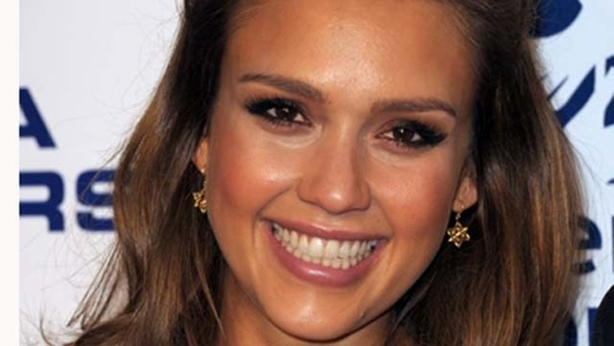 June 9, 2011: Actress Jessica Alba attends the Covenant House California 2011 Gala and Awards Dinner at the Skirball Center  in Los Angeles, Calif.