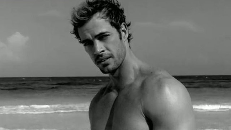 "William Levy in a still from Jennifer Lopez's video ""I'm Into You."""