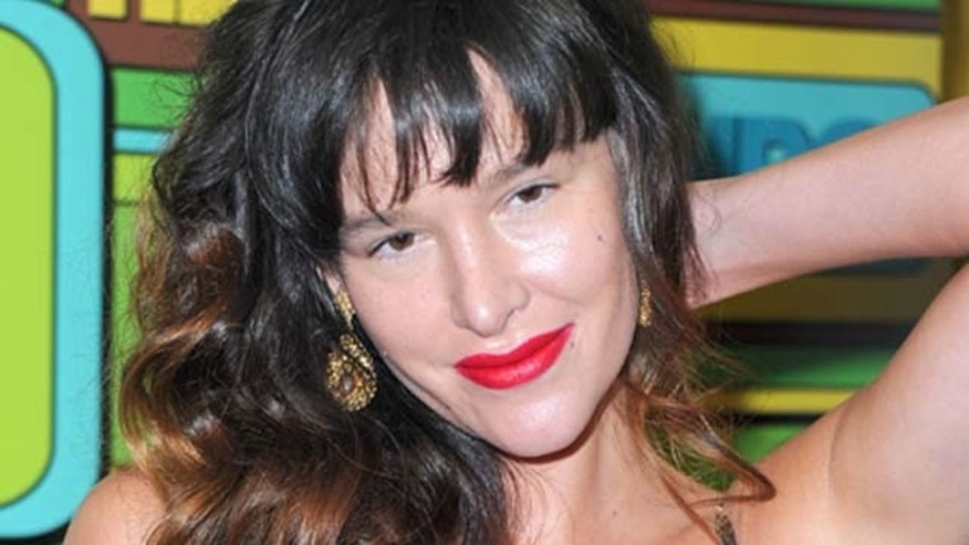 Jan. 16, 2011: Actress Paz de la Huerta attends HBO's Post 2011 Golden Globe Awards Party held at The Beverly Hilton hotel in Beverly Hills, Calif.