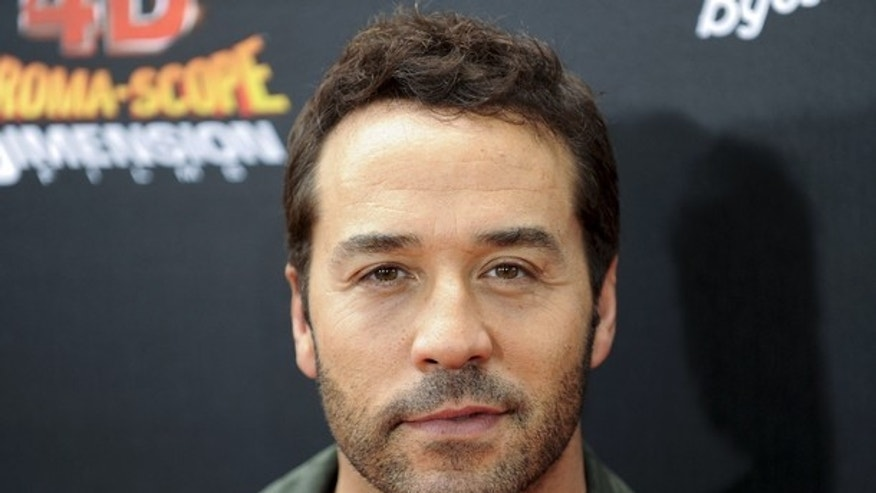 July 13: Jeremy Piven at the 'Spy Kids 4D' premiere. (Reuters)