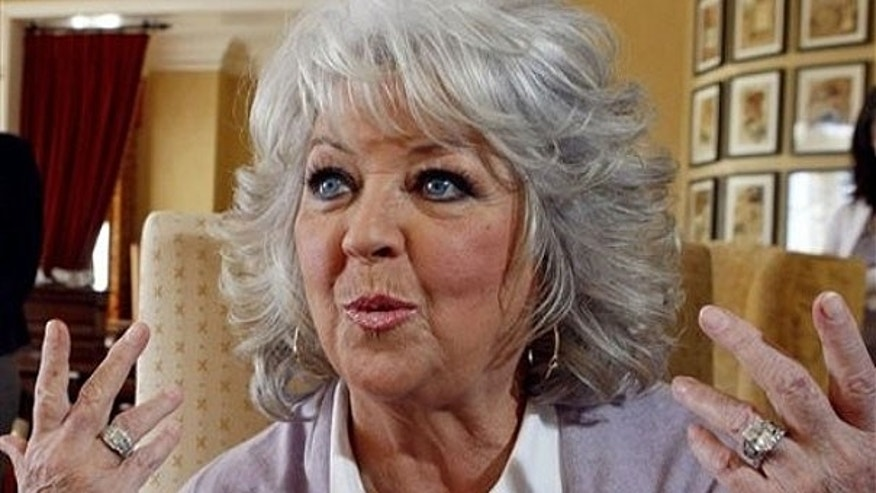 Dec. 30, 2010: Paula Deen speaks in Pasadena, Calif.