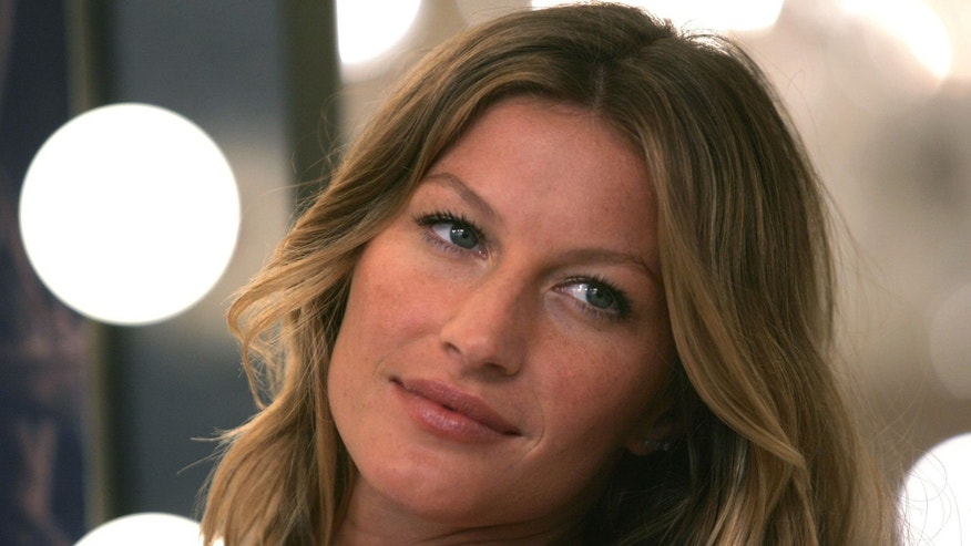 Model Gisele Bündchen was stopped for speeding but given a verbal warning.