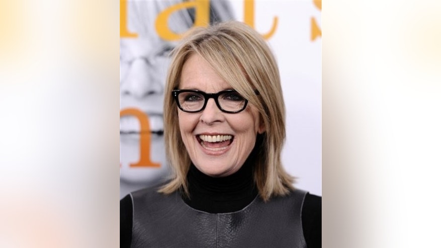 "FILE - In this Nov. 7, 2010 file photo, Diane Keaton attends the premiere of ""Morning Glory"" at The Ziegfeld Theatre in New York.  (AP Photo/Peter Kramer, file)"
