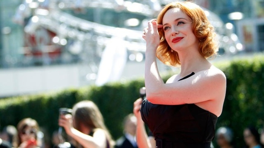 Christina Hendricks (Reuters)