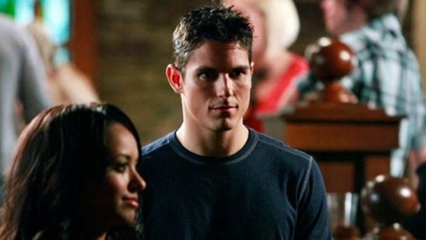 """Unpleasantville"" - Sean Faris as Ben in THE VAMPIRE DIARIES on The CW."