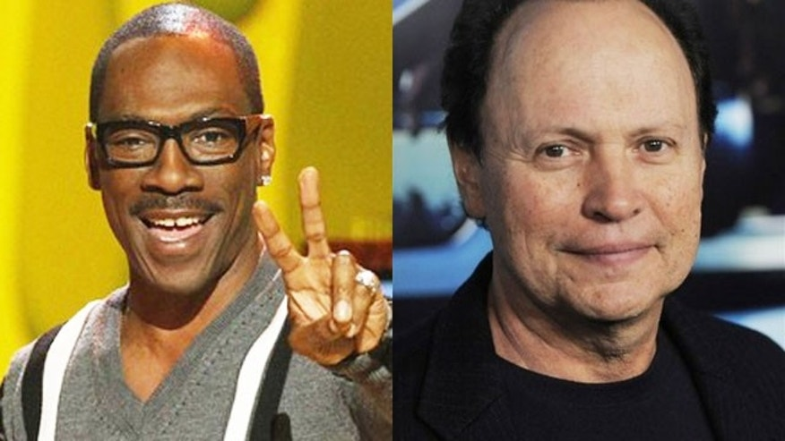 Billy Crystal will step in now that Eddie Murphy is out as the Oscars host.